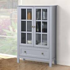 Pulaski Display Cabinet Vitrine by Dining Room Display Cabinets Ebay