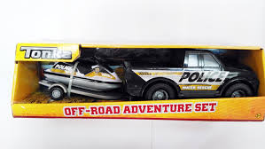 100 Ski Truck Buy Tonka Offroad Adventure Set Police Water Rescue Pick Up