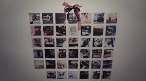 Polaroid Wall By Mavieeco
