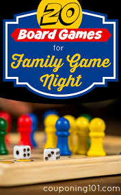 20 Board Games For Family Game Night Freshen Up Your Routine With These