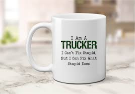 Funny Truck Driver Or Trucker Coffee Mug Gift – My Sassy Gifts Truck Life Is Rough Mug Gift For Truck Driver Funny Set Of 4 Drink Glasses Truckers Cb Radio Life Is Full Of Risks Driver Quotes Gift Basket A Or Boyfriend All The Essentials Trucker Embroidered Toilet Paper Trucker Mug 11oz 15 Oz Doublesided Print My Teacher Was Wrong Shirtalottee Ideas Your Favorite The Perfect For A Royalty Free Cliparts Vectors Key Ring Semi Usa Shirt Gifts Tshirt Women Only Strongest Become