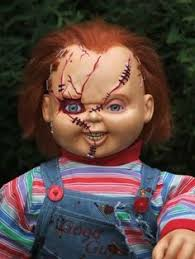 Chucky Halloween Mask by Paper Mache Mask The Right Mask For Your Halloween Chucky