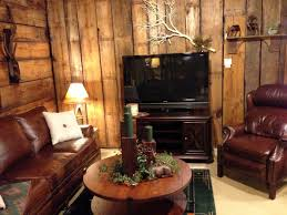 Wall Panels Wood Interior Design Ideas Living Room Rustic Country Style