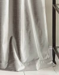 Dkny Modern Velvet Curtain Panels by Dkny Modern Knotted Velvet Lined Curtain Panel Pair