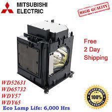 bare 915p049010 replacement bulb for mitsubishi wd 52631 tv l