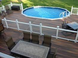 Above Ground Pool Deck Images by Best 25 Pool Decks Ideas On Pinterest Above Ground Pool Decks