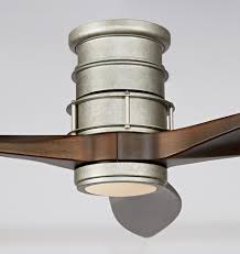 Pottery Barn Ceiling Fans With Lights by Falcon Semi Flush Led Ceiling Fan Semi Flush Led 3 Blade Ceiling