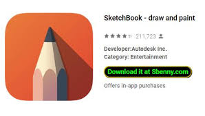 Autodesk Sketchbook Pro Mod Apk by Sketchbook Draw And Paint Full Version Unlocked Apk
