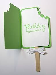 32 Handmade Birthday Card Ideas and