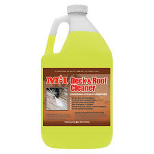 m 1 1 gal deck and roof cleaner dr1g the home depot