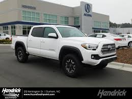 100 Truck Rental Durham Nc Used 2016 Toyota Tacoma TRD Off Road 3TMCZ5AN1GM014930