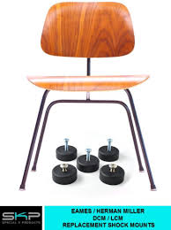 For Eames Herman Miller DCM Or LCM Chair SKP Shockmounts Shock Mount