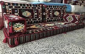 orientalische sitzecke sark kösesi orientalische möbel kelim
