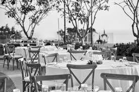 The Black And White Of Wedding Reception Dinner Table Setup,..