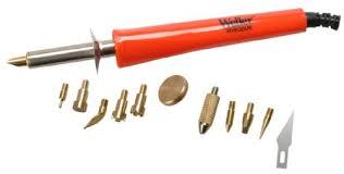 weller woodburning and hobbyists kit amazon co uk diy u0026 tools