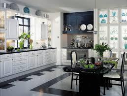 carrelage cuisine noir et blanc carrelage cuisine noir et blanc photos de design d intérieur et