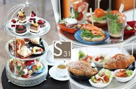 cuisine high 44 high tea set ท lobby lounge bar โรงแรม s31 sukhumvit