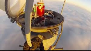 bulb changing on a 2000 ft