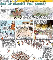How Did Alexander The Great Unite Greece