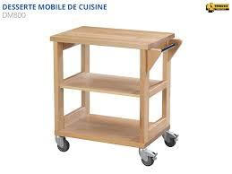 desserte de cuisine bois dessertes mobiles de cuisine etablis françois