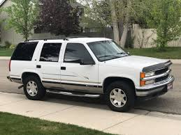 100 Tahoe Trucks For Sale 1997 Chevrolet For By Owner In Meridian ID 83646 2500