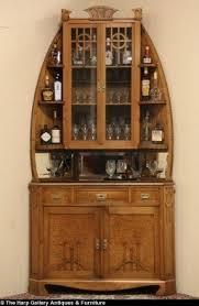 Corner Liquor Cabinet Ideas by Corner Bar Cabinet Foter
