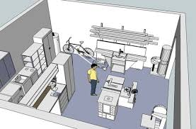 2 3s Workshop Garage Design Layout And Keep The Misses Happy