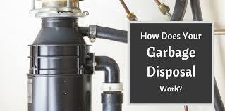 Garbage Disposal Leaking From Bottom Screws by How Your Garbage Disposal Works Ben Franklin Plumbing