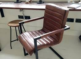 Industrial Office Furniture Vintage Desk Style Home Chair