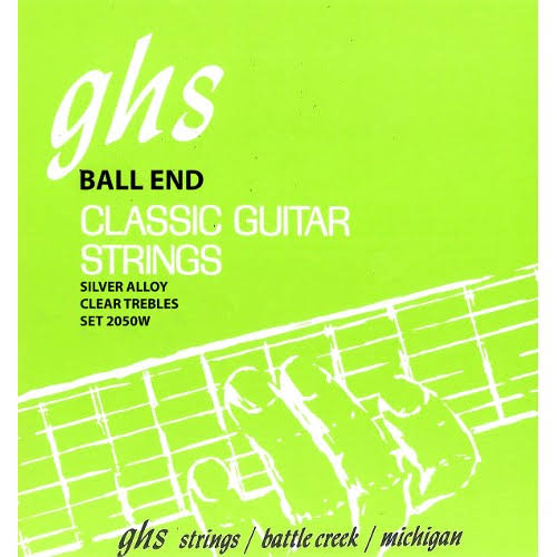 Ghs Ball End Regular Classical Guitar Strings