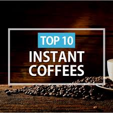 Top 10 Instant Coffee Brands 2018