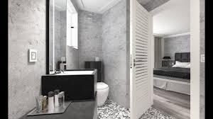kompromisslos fugenlos fliesenlos badezimmer in 9 stunden duschrückwand für das ganze bad