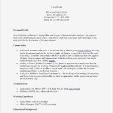 Best Resume Cover Samples It Professionals New Resumes For Awesome Free Professional