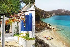 Vacation Home Family House By The Beach Potos Greece Bookingcom
