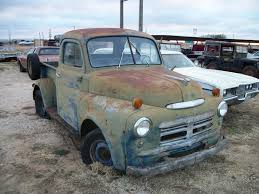 FS Or Trade: 50 And 52 Dodge Trucks, 62 Imperial, 51 Plymouth, 2 76 ...