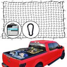 100 Truck Bed Bag Amazoncom Rocket Straps Cargo Net 4X6 Bungee Net