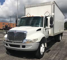 100 International Truck Sales 2007 International 4300 Box Van Truck For Sale