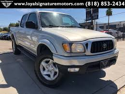 100 Toyota Tacoma Used Trucks 2004 V6 For Sale 9995 Loyal