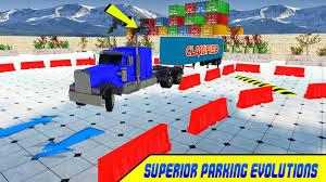 100 Semi Truck Parking Games Real Euro Simulator Trailer 3D Free Download
