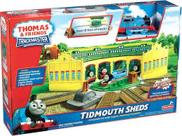 Thomas And Friends Tidmouth Sheds Wooden Railway by Thomas Tidmouth Sheds Trackmaster