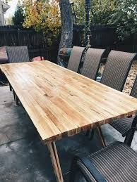 how to build a community table dream a latte