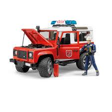 Camion De Pompier Sonore Oxybul Rue Paris