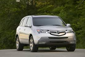 Does Acura Mdx Have Captains Chairs by Acura Mdx Reviews Specs U0026 Prices Top Speed