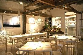 Industrial Restaurant Decor Cafe Decoration Superb Rustic