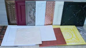 Acoustic Ceiling Tiles Home Depot by Diy Acoustic Foam Decorative Panels Soundproofing Drop Ceiling