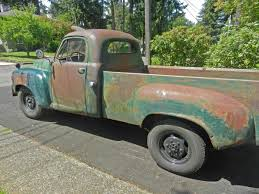 Hemmings Find Of The Day – 1950 Studebaker 2R10 Pick | Hemmings Daily Preowned 1959 Studebaker Truck Gorgeous Pickup Runs Great In San Junkyard Tasure 1949 2r Stakebed Autoweek 1947 Studebaker M5 12 Ton Pickup Truck Technical Help Studebakerpartscom Stock Bumper For 1946 M16 Truck And The Parts Edbees Classic Classy Hauler 1953 Custom Madd Doodlerthe Aficionadostudebakers Low Behold Trucks Directory Index Ads1952 Kb1 Old Intertional Parts