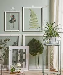 dekorieren mit naturpflanzen kunstpflanzen ikea deutschland