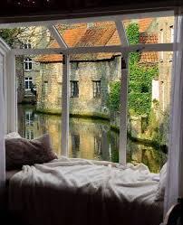 ich würde sehr gerne mit dieser aussicht hier schlafen