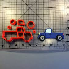 Pickup Truck 101 Cookie Cutter Set Truck Cookie Cutter Fire 5 Inch Coated By Global Sugar Art Amazoncom Grandpas Old Farm Pickup Kitchen Cutters Jb Custom Exclusive How To Make Ice Cream Cookies Semi Sweet Designs Dump Arbi Design Cookiecutz Food 375 In Experts Since 1993 Truck And Products Set The Shop Little Blue Cnection