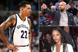 Matt Barnes Slams 'snitch' Derek Fisher, 'lying' Rihanna In Epic ... Matt Barnes And Derek Fisher Get Into Scuffle Peoplecom Says His Comments Regarding Doc Rivers Were Twisted Golden State Warriors Hope To Get Shaun Livingston Nba Trade Deadline Best Landing Spots Hardwood Sign Hoops Rumors Is Quietly Leading The Grizzlies Sports Veteran He Was The Victim In A Nightclub Wikipedia Shabazz Muhammad Getting Sent Home From Nbas Slams Snitch Lying Rihanna Epic Pladelphia 76ers 21 Battles For Ball Wi Announces Tirement Upicom
